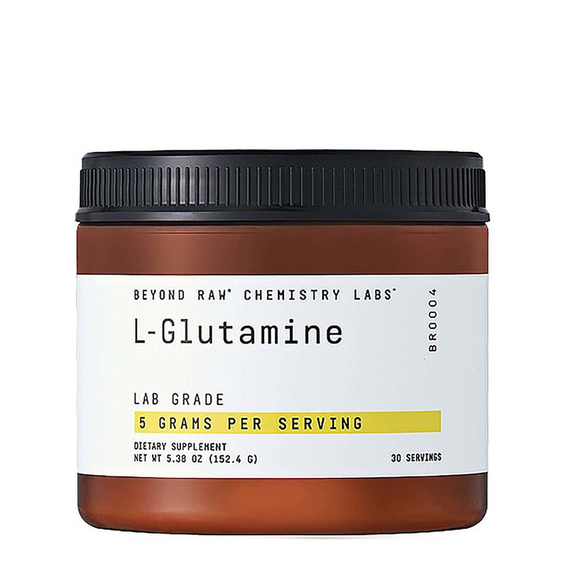 Beyond Raw L-Glutamine - GNC - Glutamina