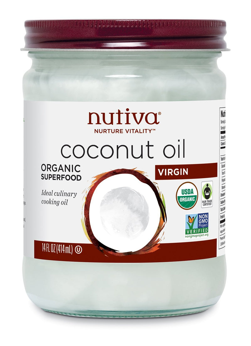 Coconut Oil Organic Virgin -  Unflavored