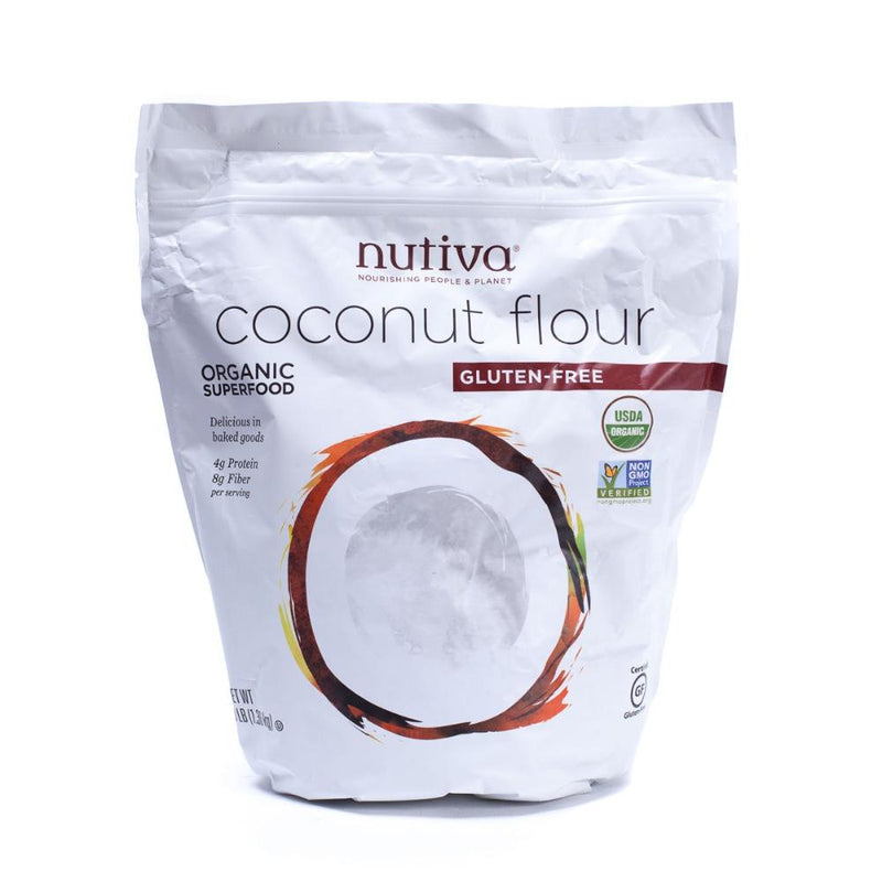 Coconut Flour - Unflavored