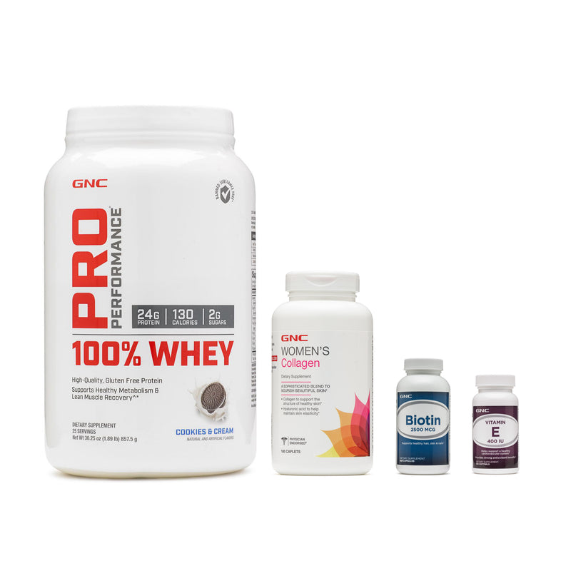 Combo Beauty Whey Advanced