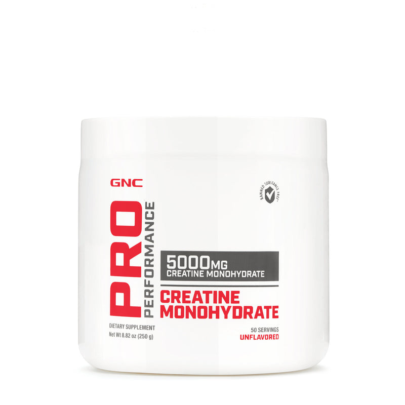 Creatine Monohydrate 5000 - GNC - Creatina