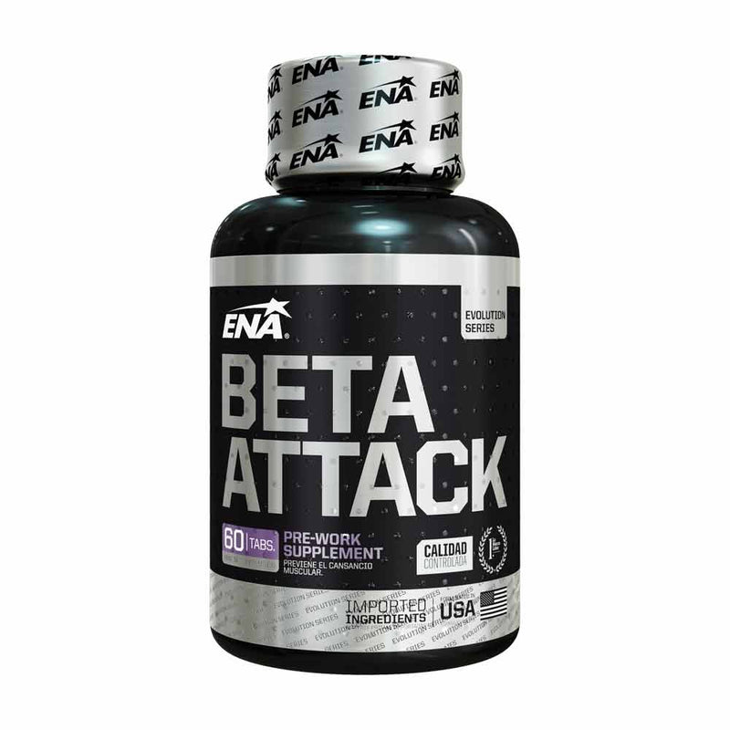 Beta Attack - ENA - Beta Alanina