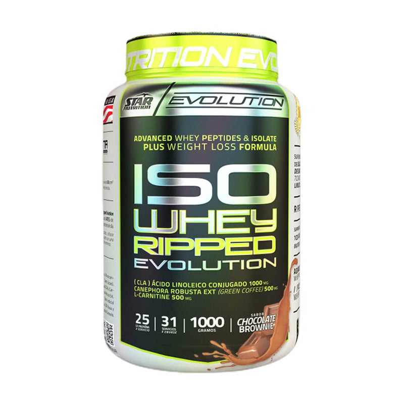 ISO Whey RIPPED - Star Nutrition - Proteina Aislada