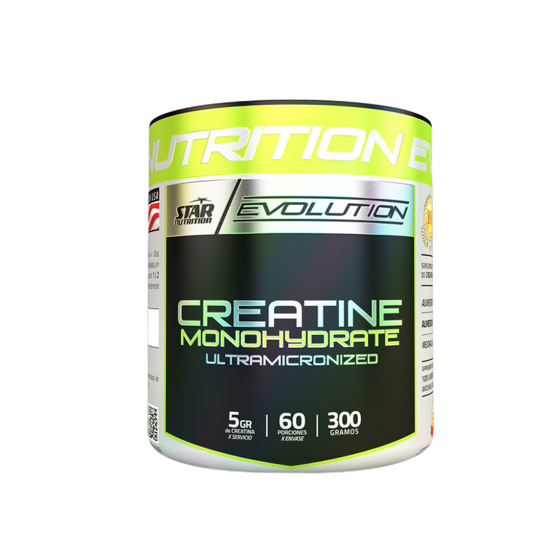 Creatine Monohydrate - Star Nutrition - Creatina