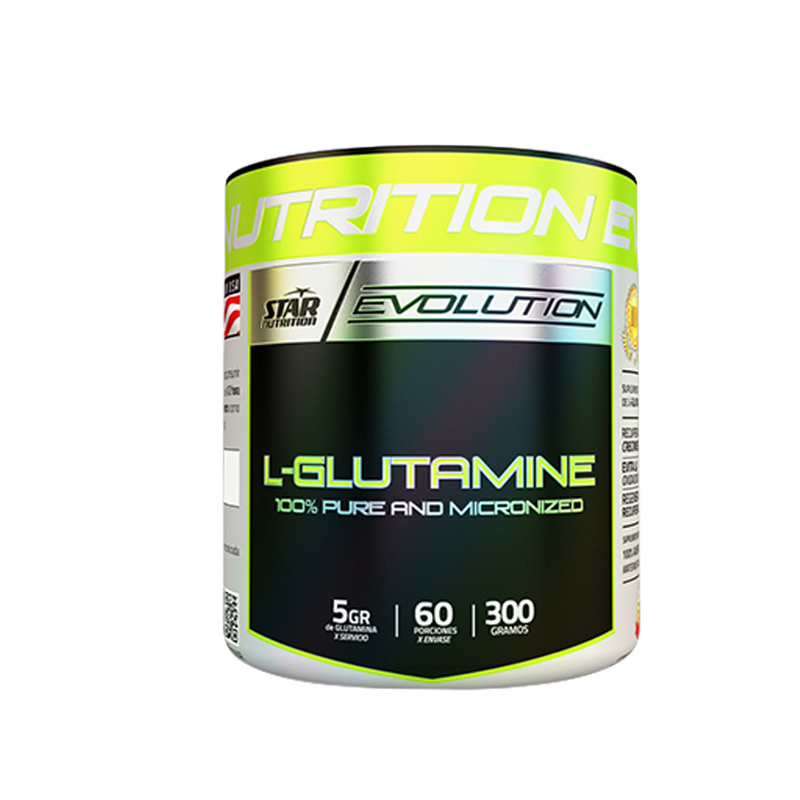 L-Glutamine - Star Nutrition - Glutamina