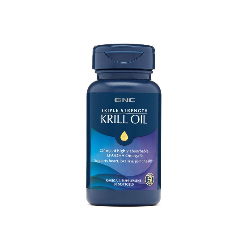 Krill Oil Triple Strength