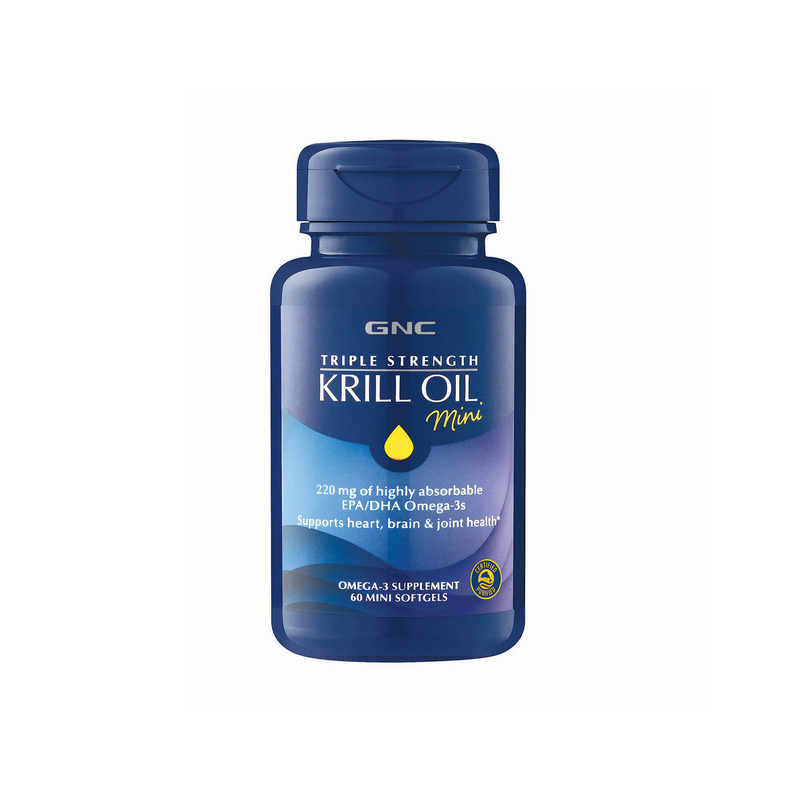 Krill Oil Mini Triple Strength