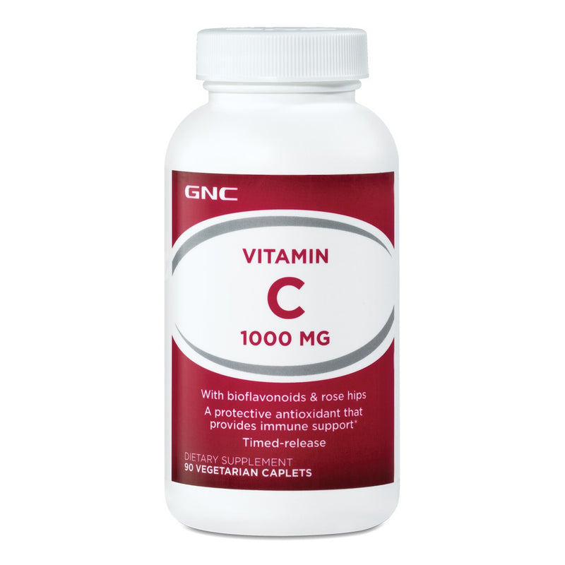 Vitamin C 1000 Mg - GNC - Vitamina C