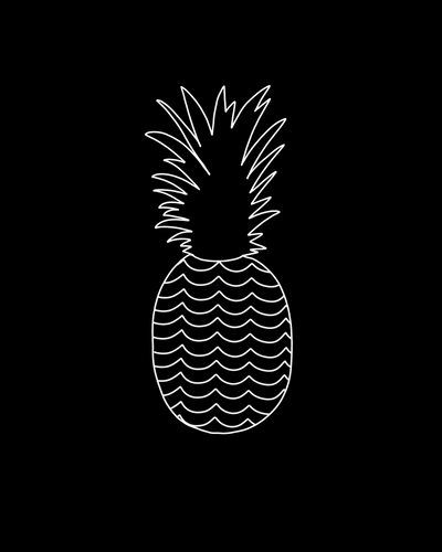 BW Pineapple