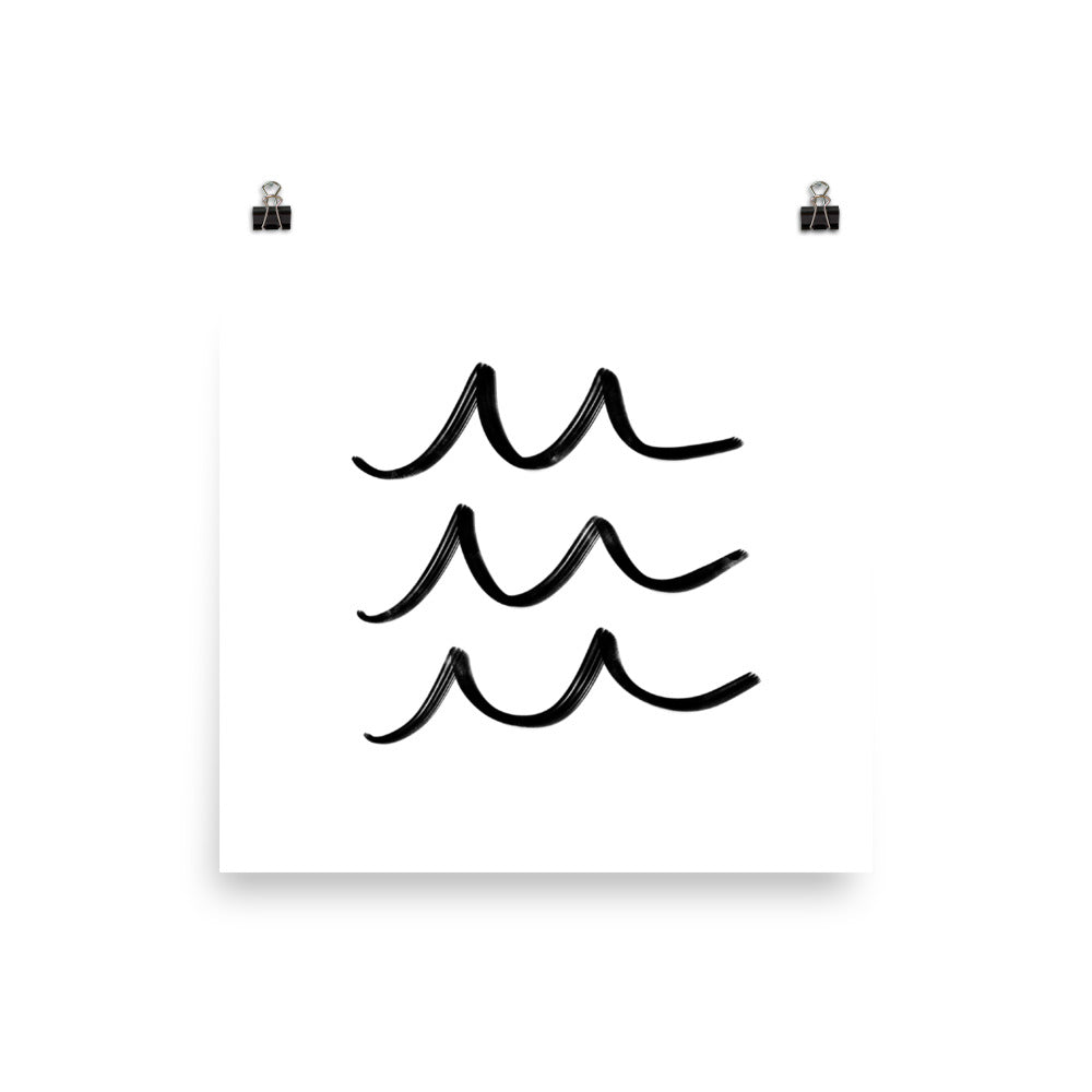 Simple Waves - Large