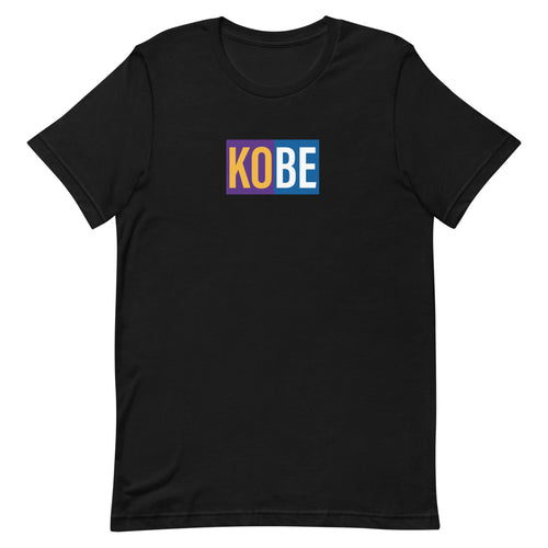 Kobe Lakers + Dodgers 2020 Champs Unisex Tee