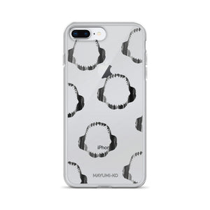 Shark Teeth Ooh Ha Ha iPhone Case