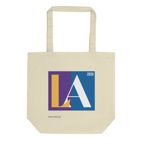 Lakers + Dodgers LA '20 Tote