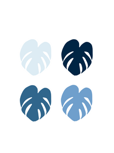 Monstera Blues