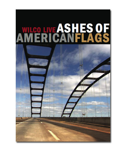Ashes of American Flags DVD
