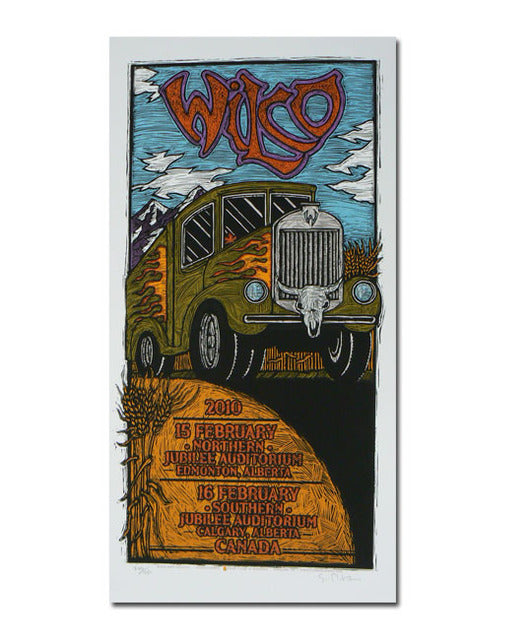 Stampede Poster Wilco Store