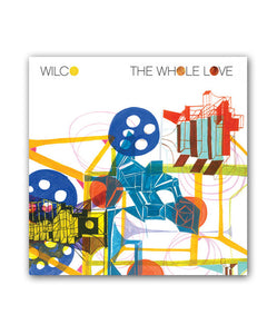 The Whole Love Limited Edition Deluxe CD