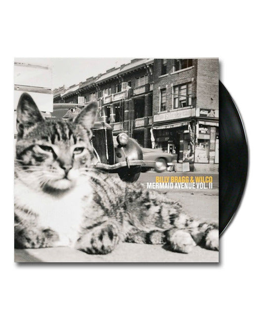 Mermaid Avenue Vol. II Double LP
