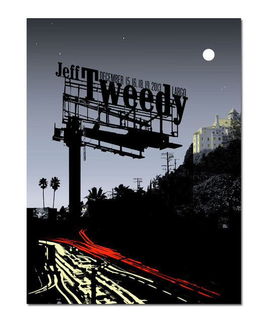 Tweedy Largo Poster