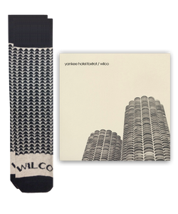 Yankee Hotel Foxtrot Album + Sock Bundle