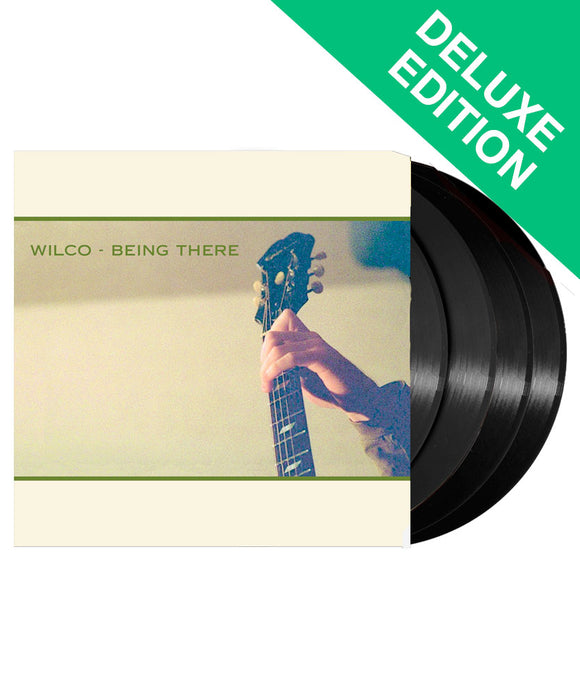 Being There Deluxe Edition [BLACK] 4x Vinyl LP [IRREGULAR]