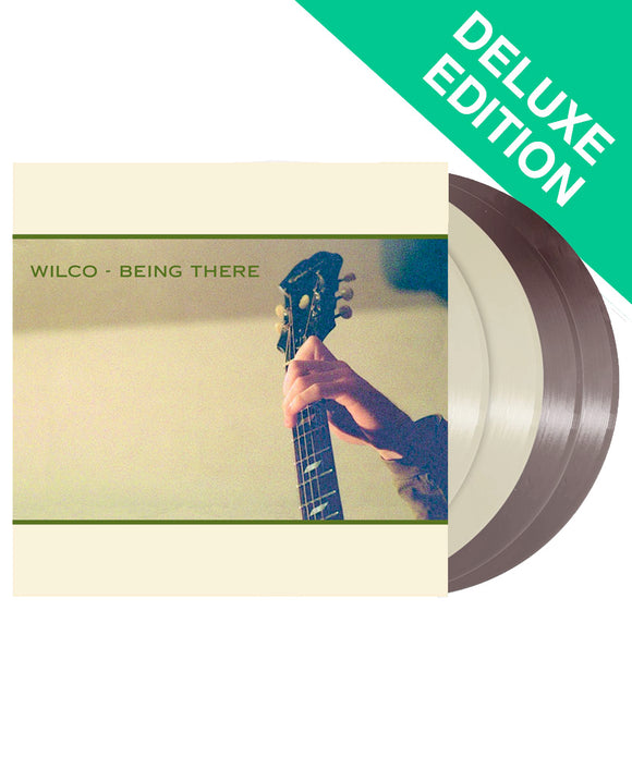 Being There Deluxe Edition [COLOR] 4x Vinyl LP