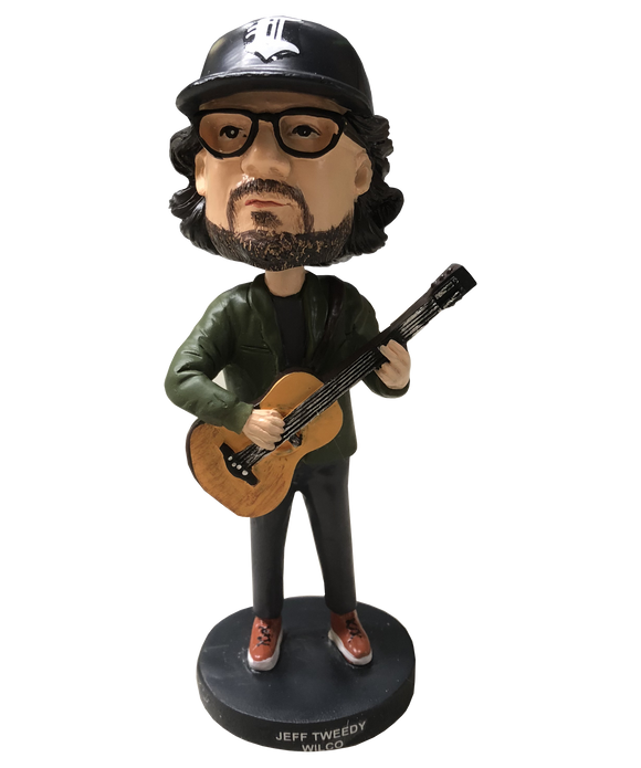 Jeff Tweedy Bobblehead Version 2