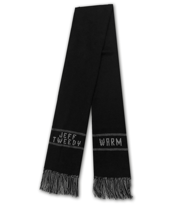 Jeff Tweedy Warm Scarf