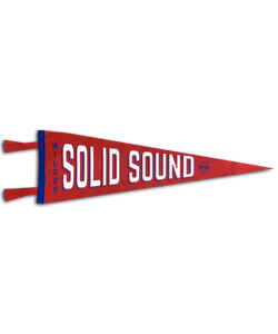 Solid Sound Red Pennant