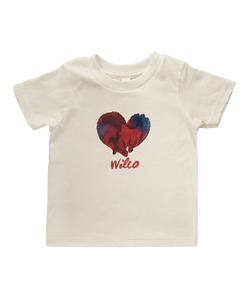 Kid's Bunny Love Onesie/T-shirt