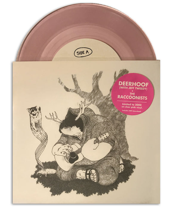 Deerhoof/Jeff Tweedy + Raccoonist 7