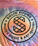 Solid Sound 2019 Tie Dye T-shirt