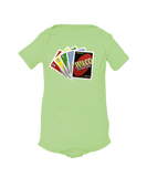 Kid's Card Game Onesie