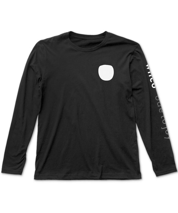Ode to Joy L/S [BLACK] T-shirt