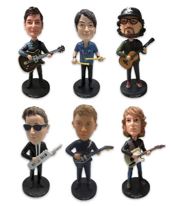Bobbleheads Set of 6
