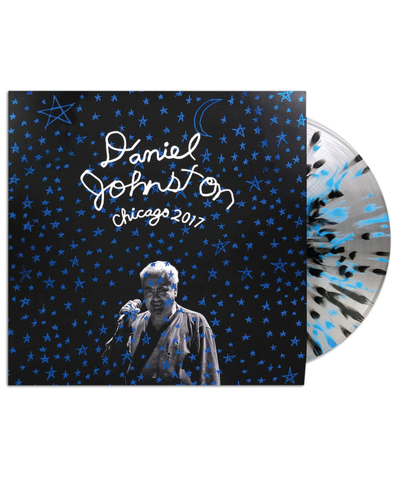 Daniel Johnston Chicago 2017 Vinyl LP