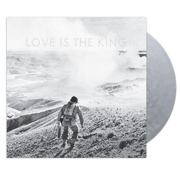 Love Is The King [SILVER] Vinyl LP
