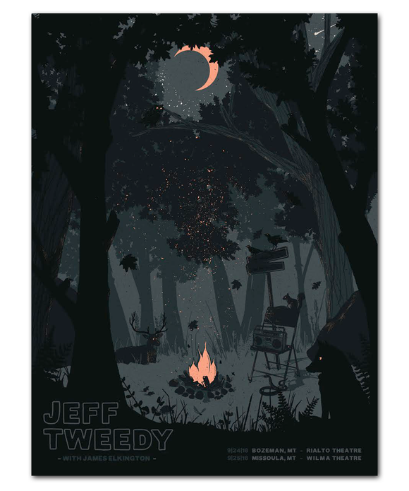 By the Light of the Fire Poster