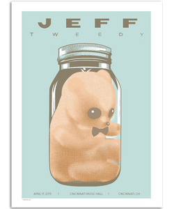 Toby in a Jar Poster