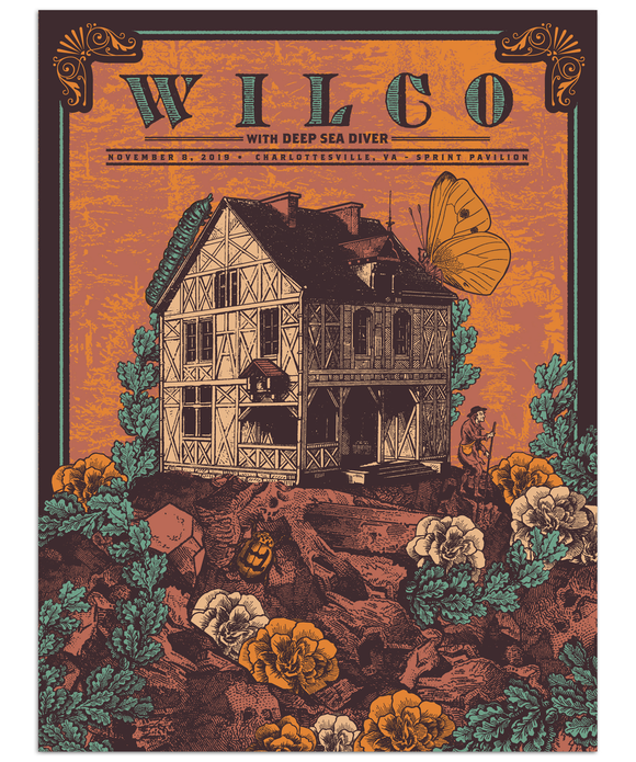 Fall House Poster