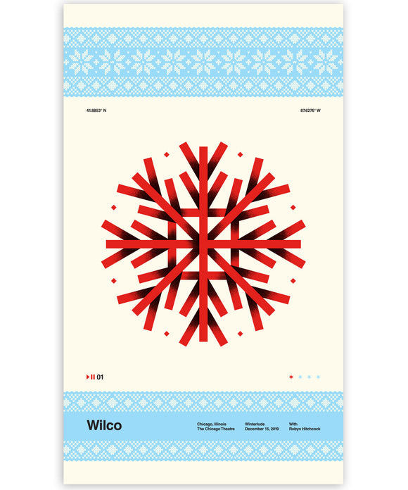 Winterlude Night 1 Poster