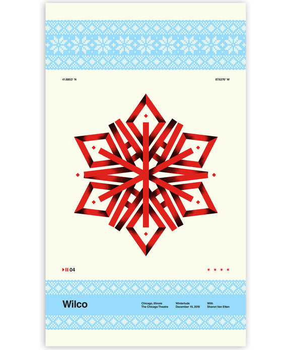 Winterlude Night 4 Poster + Roadcase #86
