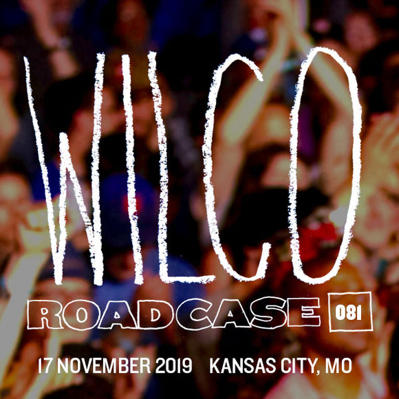 Roadcase 81 / November 17, 2019 / Kansas City, MO