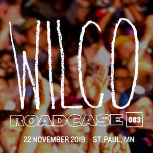 Roadcase 83 / November 22, 2019 / St. Paul, MN