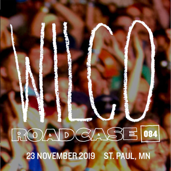 Roadcase 84 / November 23, 2019 / St. Paul, MN