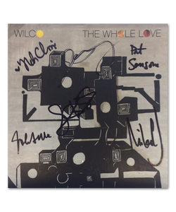 The Whole Love CD - Autographed