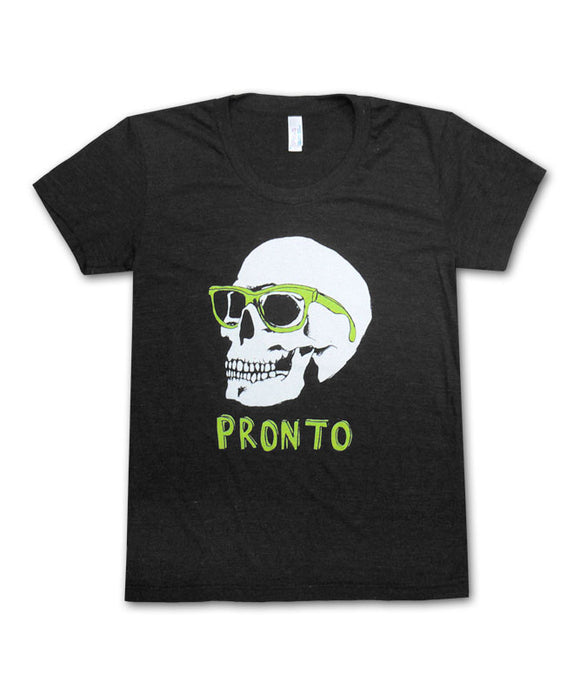 Girl's Pronto Skull with Sunglasses T-shirt