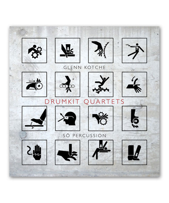 Drumkit Quartets CD