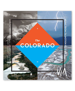 The Colorado Motion Picture Soundtrack CD
