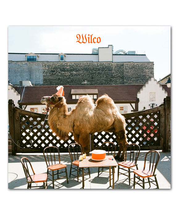 Wilco (the album) LP